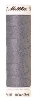 Mettler Seralon 100m Universal Sewing Thread 1462 Silvery Grey