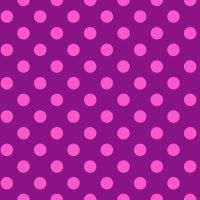 Tula Pink True Colors Pom Poms Foxglove Spot Polkadot Geometric Blender Cotton Fabric
