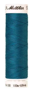 Mettler Seralon 100m Universal Sewing Thread 1394 Caribbean Blue