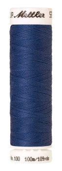 Mettler Seralon 100m Universal Sewing Thread 0815 Cobalt Blue