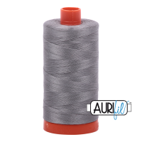 Aurifil 50wt Cotton Thread Large Spool 1300m 2625 Arctic Ice