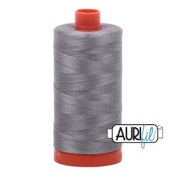 Aurifil 50wt Cotton Thread Large Spool 1300m 2625 Arctic Ice