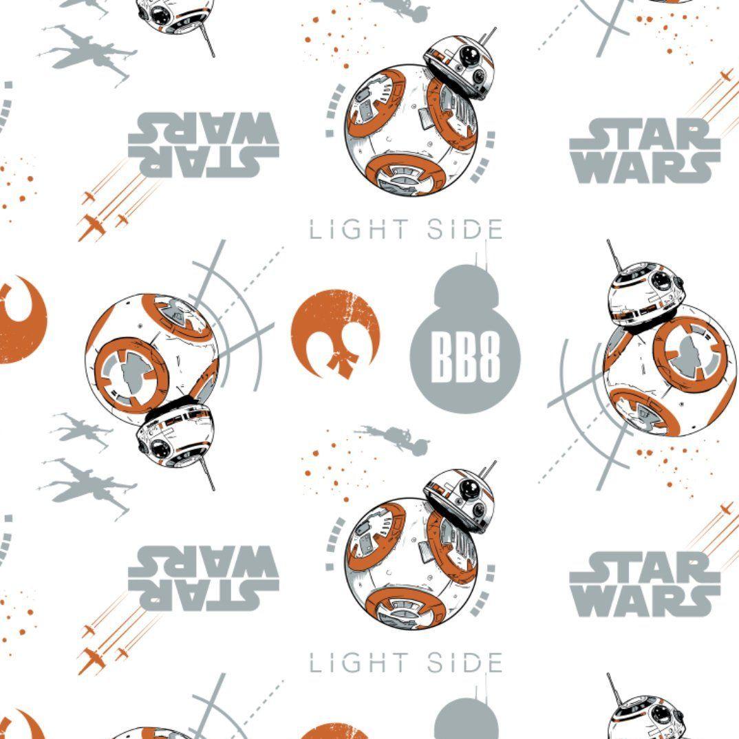 Disney Star Wars Last Jedi BB-8 Droids Portraits X-Wing Rebel Alliance Rebe