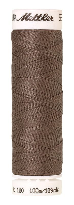 Mettler Seralon 100m Universal Sewing Thread 1228 Khaki