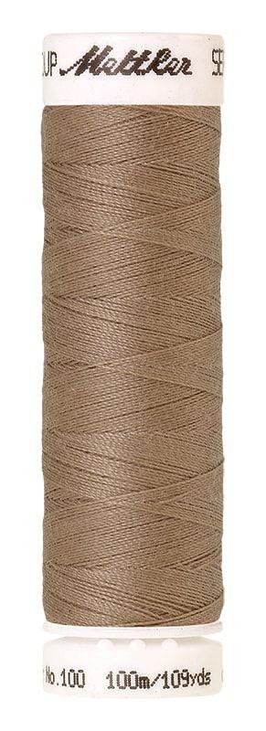 Mettler Seralon 100m Universal Sewing Thread 1222 Sandstone