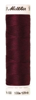 Mettler Seralon 100m Universal Sewing Thread 0109 Bordeaux