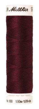 Mettler Seralon 100m Universal Sewing Thread 0109 Bordeaux