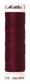 Mettler Seralon 100m Universal Sewing Thread 0918 Cranberry