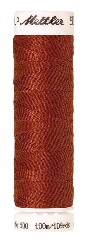 Mettler Seralon 100m Universal Sewing Thread 1167 Burnt Orange