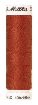 Mettler Seralon 100m Universal Sewing Thread 1288 Reddish Ochre