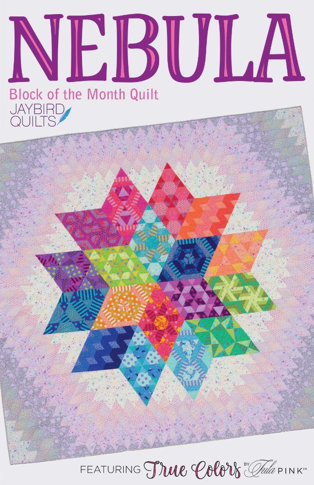 Nebula BOM by Jaybird Quilts