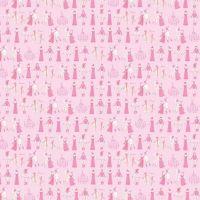 Pemberley Ball in Pink Jane Austen Pride and Prejudice Elizabeth Bennet Mr Darcy Literary Cotton Fabric
