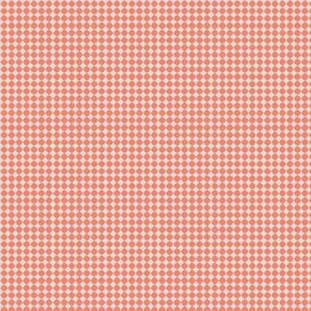 Golden Days Dot Coral Geometric Tiny Spot Cotton Fabric