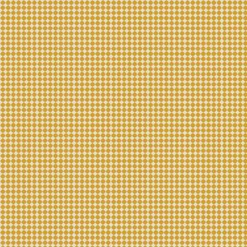 Golden Days Dot Mustard Geometric Tiny Spot Cotton Fabric