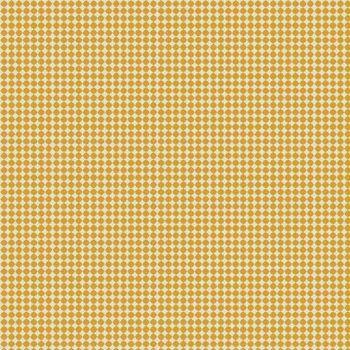 Golden Days Dot Mustard Geometric Tiny Spot Cotton Fabric