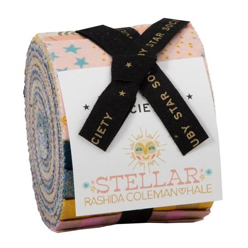 Ruby Star Society Stellar Zip! Rashida Coleman-Hale Junior Jelly Roll Quilt