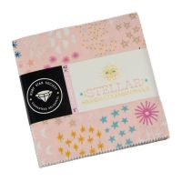 Ruby Star Society Stellar Zip Rashida Coleman-Hale Charm Pack 5 Inch Quilting Squares