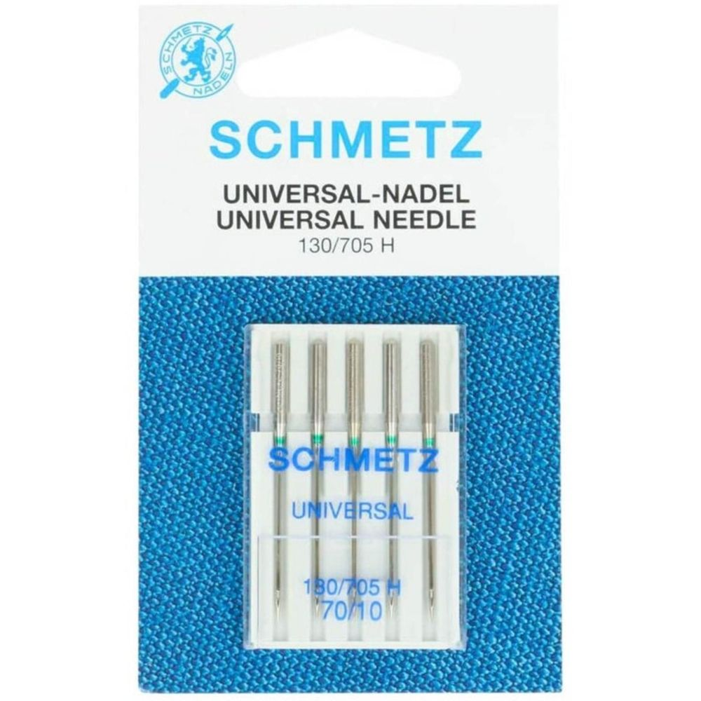 Schmetz Universal Needles 70/10 Pack of 5
