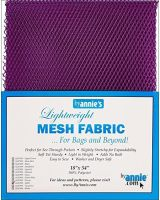 By Annie Lightweight Mesh Fabric Tahiti 18 in x 54 in