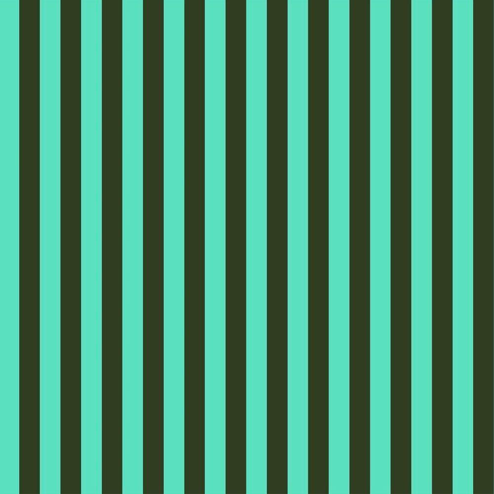 Tula Pink True Colors Stripes Fern Tent Stripe Geometric Blender Cotton Fab