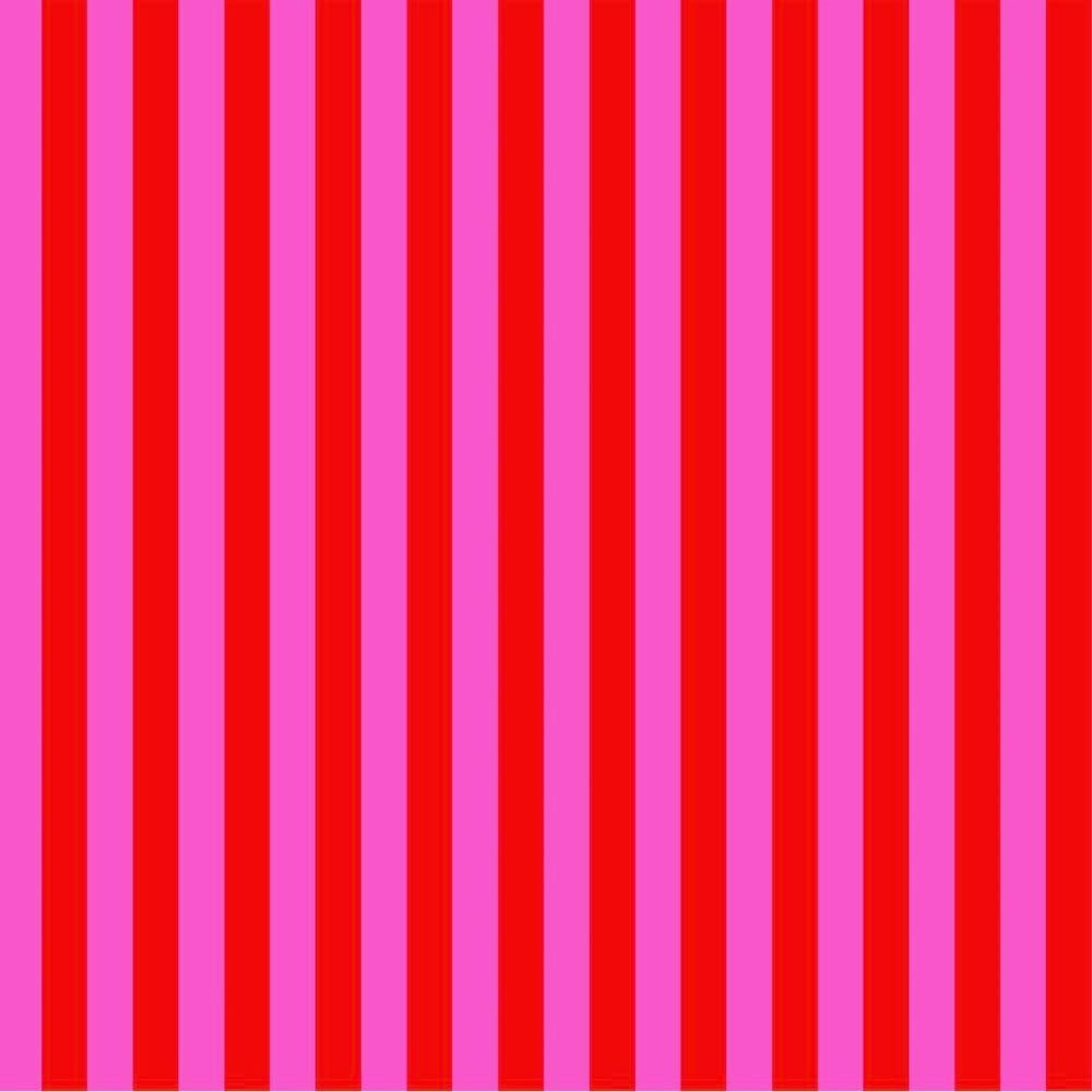 Tula Pink True Colors Stripes Peony Tent Stripe Geometric Blender Cotton Fa