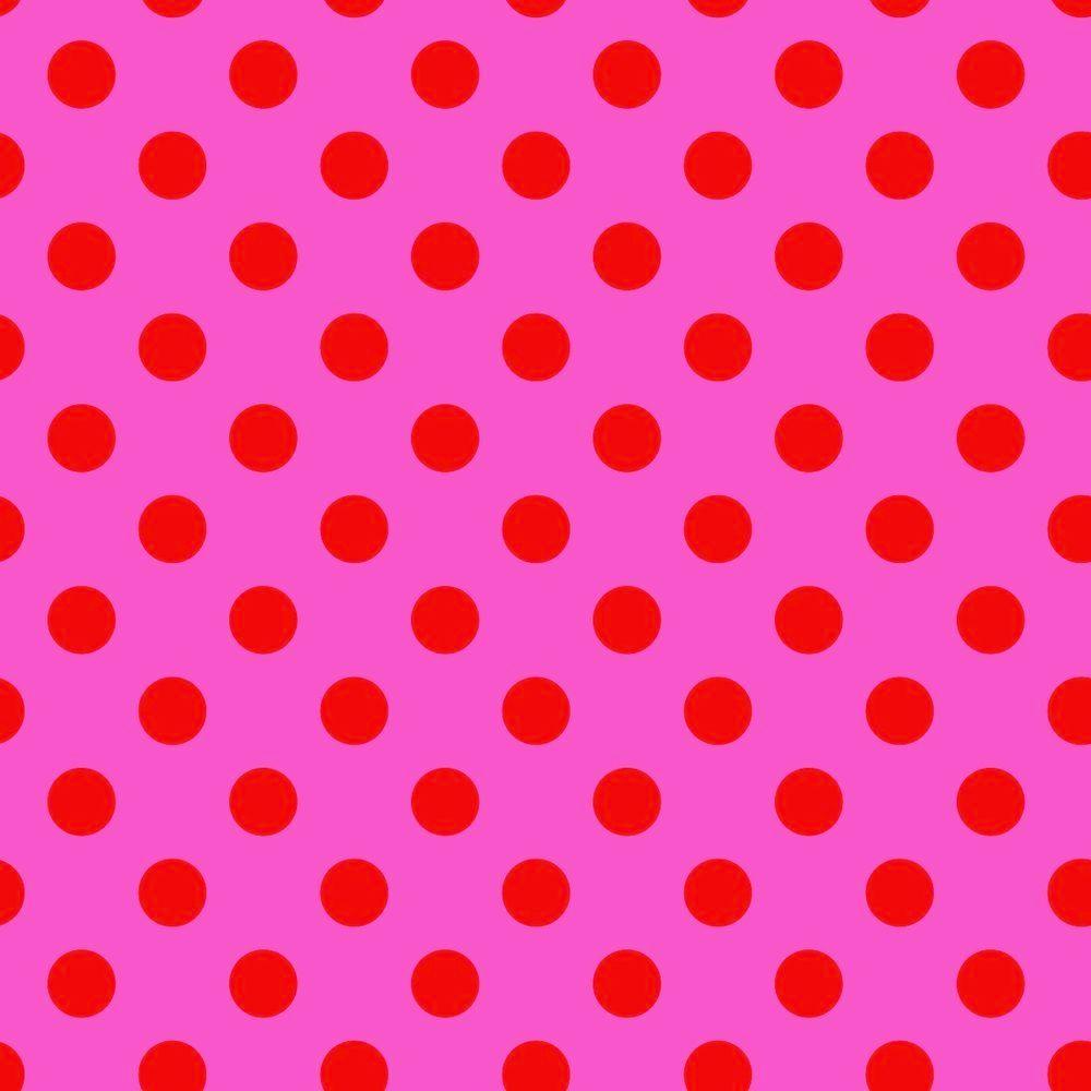 Tula Pink True Colors Pom Poms Peony Spot Polkadot Geometric Blender Cotton