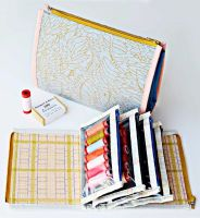 Aneela Hoey Booklet Pouch Pattern