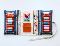 Aneela Hoey Make and Go Pouch Pattern