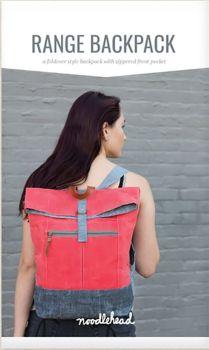 Noodlehead Range Backpack Bag Pattern