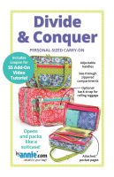 By Annie Divide and Conquer Bag Pattern