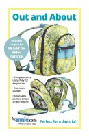 By Annie Out and About Backpack Bag Pattern
