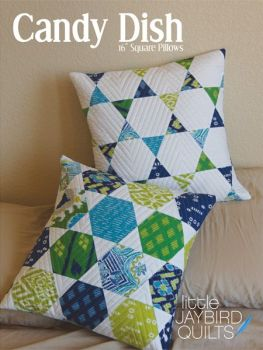 PRE-ORDER Journey To Nebula Part 5 - Candy Dish Pattern by Jaybird Quilts