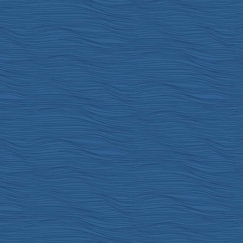 Figo Basics Elements Water Blue Blender Coordinate Texture Cotton Fabric