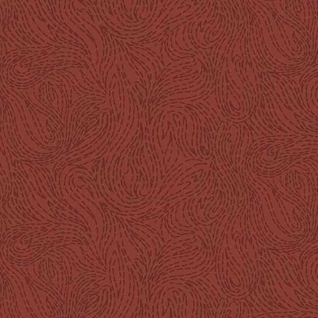 Figo Basics Elements Fire Brown Blender Coordinate Texture Cotton Fabric