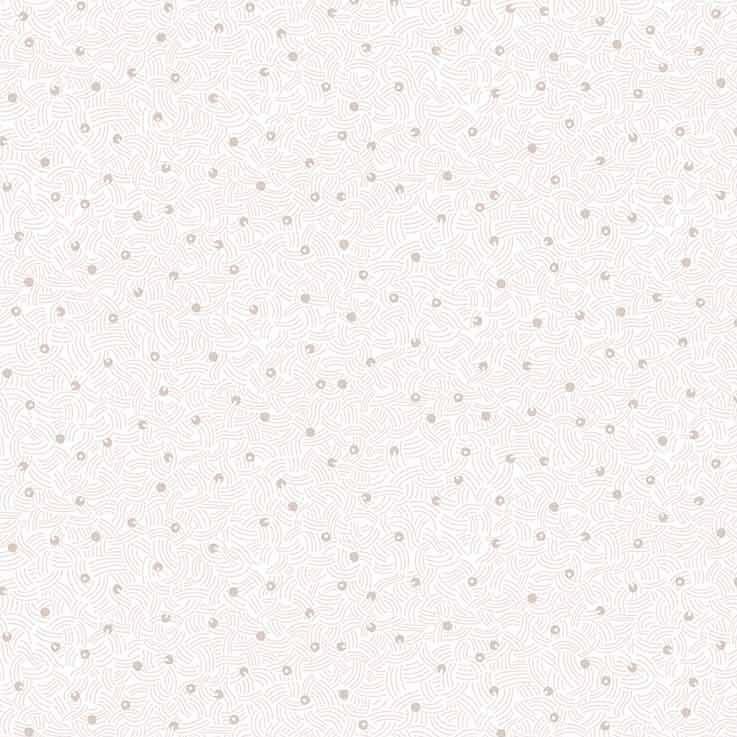 Figo Basics Elements Air White Blender Coordinate Texture Cotton Fabric
