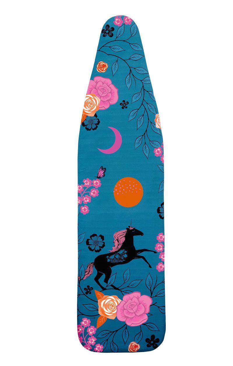 Ruby Star Society Unicorn Ironing Board Cover by Sarah Watts