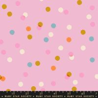 Clementine Spritz Spots Peony Geometric Ruby Star Society Melody Miller Cotton Fabric