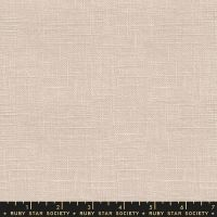 Warp and Weft Wovens Chore Coat Natural Alexia Abegg Ruby Star Society Cotton Fabric