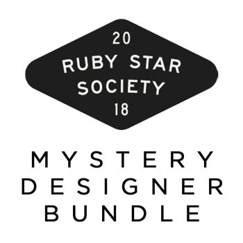 Limit 1 per customer. Mystery Ruby Star Society Designer Bundle - All 5 Designers with EXCLUSIVE RSS Sticker