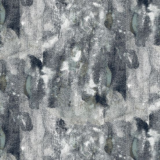 Prism Drop Cloth Smudge Texture Giucy Giuce Cotton Fabric