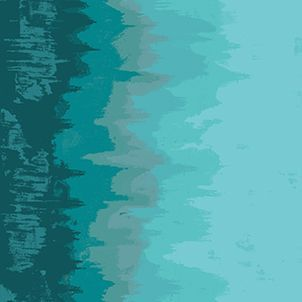 Inferno Jade Ombre Graduated Colour Giucy Giuce Cotton Fabric