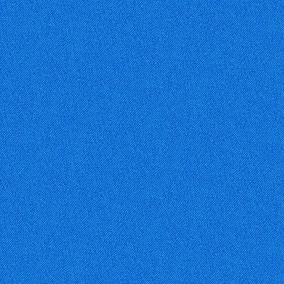 Libs Elliott Phosphor Orbit Blue 9354-B1 Printed Denim Texture Cotton Fabri