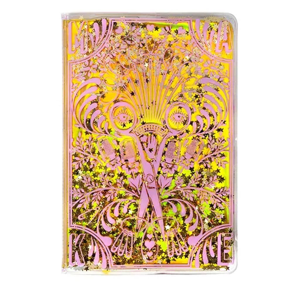 HomeMade Tula Pink Maker's Journal Project Quilt Planner Notebook