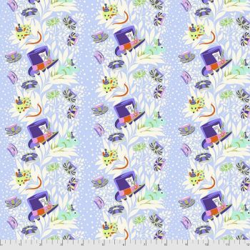 PRE-ORDER Tula Pink Curiouser and Curiouser 6pm Somewhere Daydream Cotton Fabric