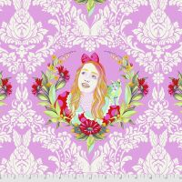 PRE-ORDER Tula Pink Curiouser and Curiouser Alice Wonder Cotton Fabric