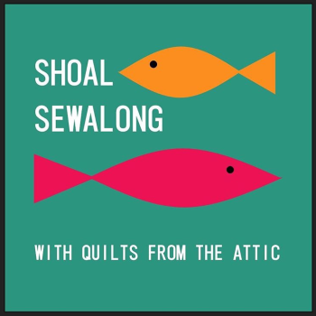 Shoal Sewalong Bundle Curated by Quilts from the Attic Nicholas Ball - Lovely Jubbly Fabrics Exclusive