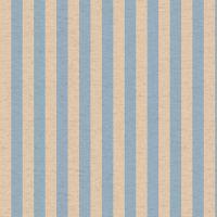 Rifle Paper Co Primavera Cabana Stripe Periwinkle Cotton Linen Canvas Fabric