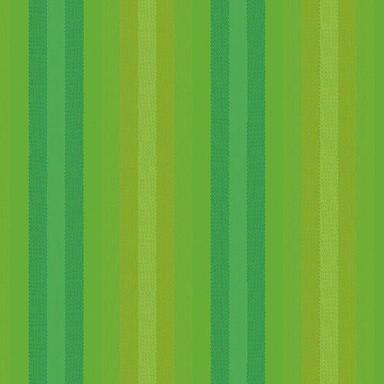 Alison Glass Kaleidoscope Stripes and Plaids Lichen Stripe Shot Woven WV954