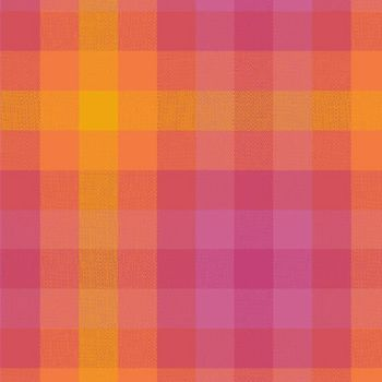Alison Glass Kaleidoscope Stripes and Plaids Sunrise Plaid Shot Woven WV9541-SUNRISE Cotton Fabric