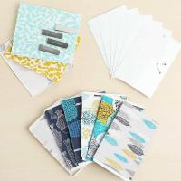 "Fat Quarter Mini Bolts 4"" x 6"" Fabric Organiser for Fat Quarters and Half Yards Fabric Organisation - Single"